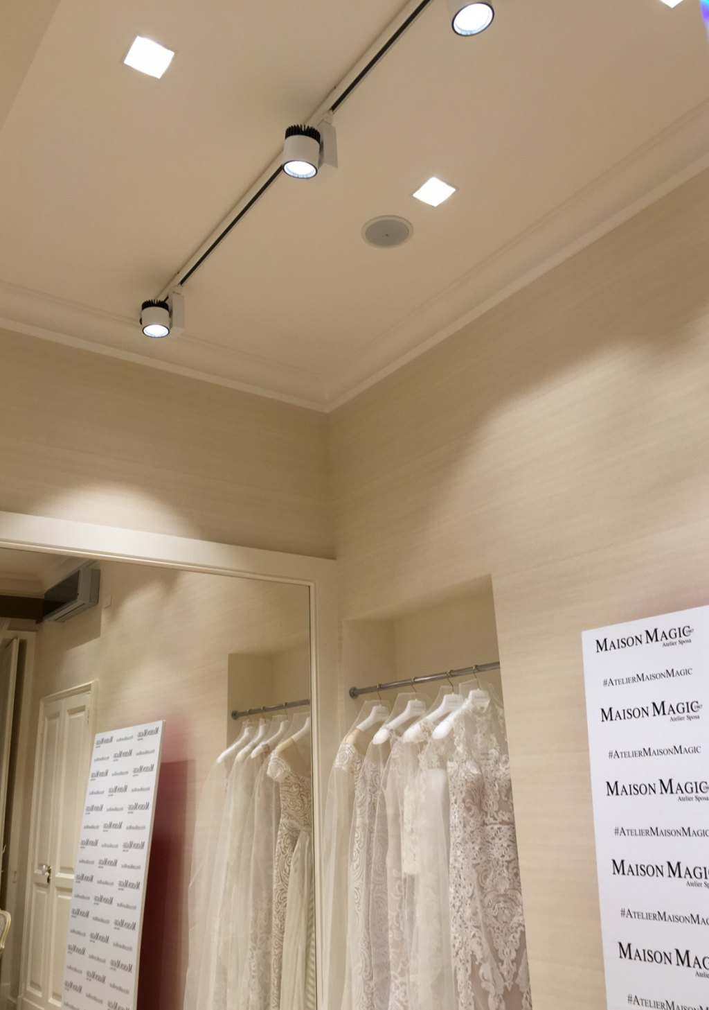 egoluce Maison Magic - Atelier sposa