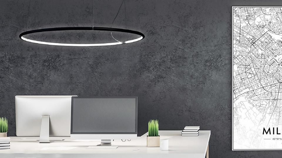 Il Lighting Design del nuovo Ufficio